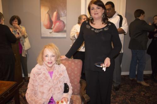 Cynthia Montcalm & Delores Cooper