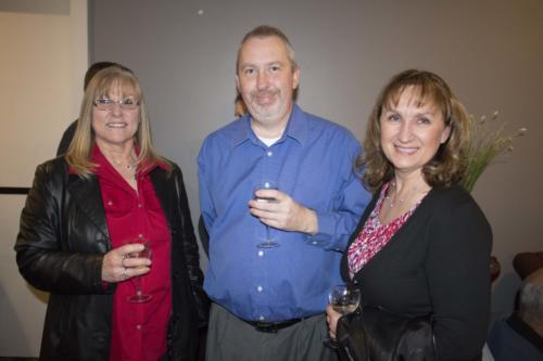 Samantha Taylor, Gene Cheney, Becky Rogers