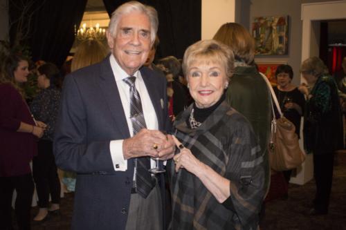 HT Garner and Irene Richards