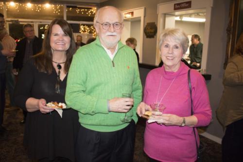 Terri & Marv Cunningham, Lyla Hargrove